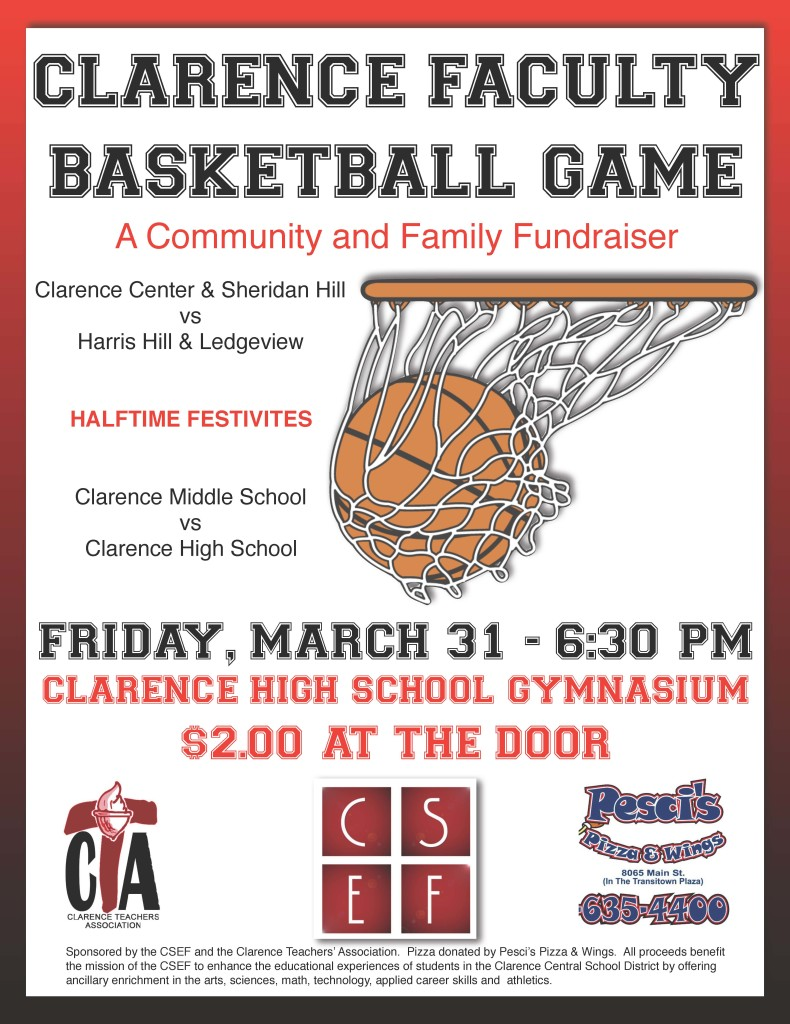 CLARENCE FACULTY FUNDRAISER FOR CSEF (1)